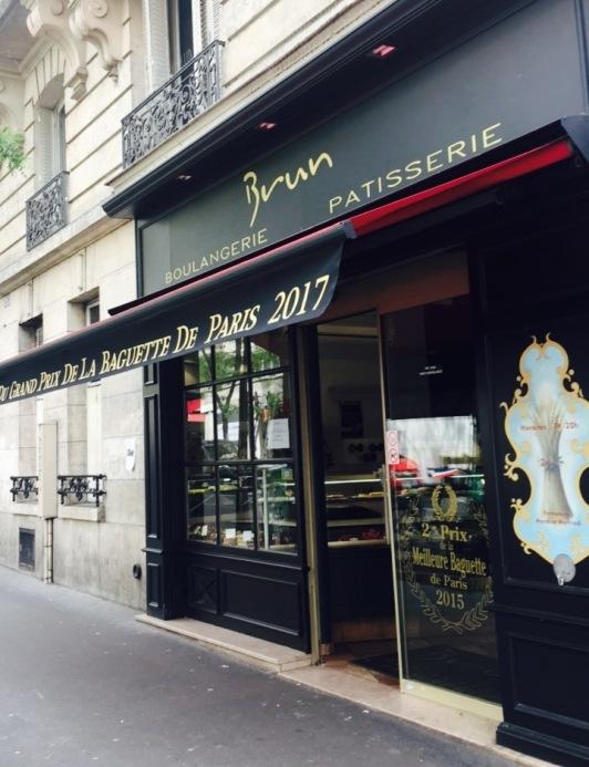 Padaria Brun boulangerie em paris