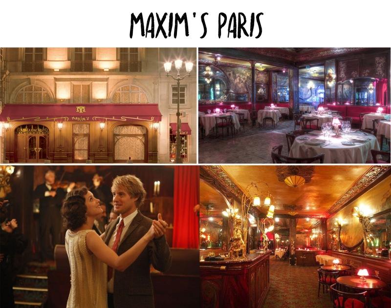 Maxims Paris