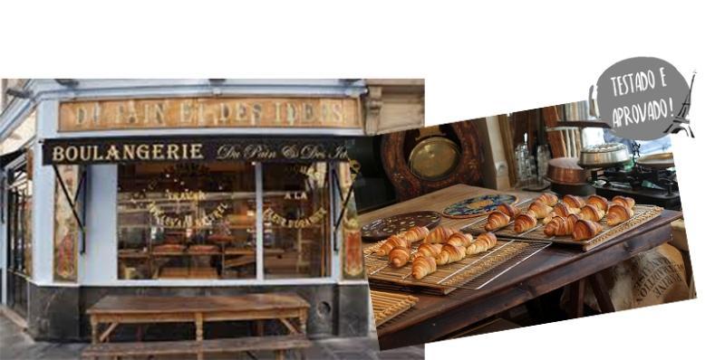 melhor croissant de Paris