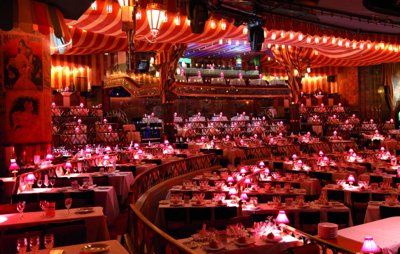 Salle - ©Moulin Rouge®